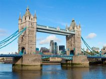 Tower Bridge, Englandreise Nr. 332550