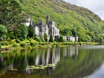 Kylemore Abbey, Irlandreise