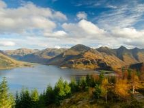 Highlands, Reise: Schottland: Komforttrekking auf dem West Highland Way