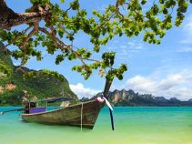 Boot, Thailandreise Nr. 235100