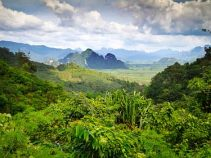 Khao Sok Nationalpark, Thailandreise