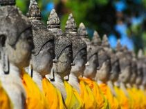 Skulpturen, Thailandreise