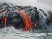 Lava, Reise: USA: Hawaii - Wanderparadies in der Südsee