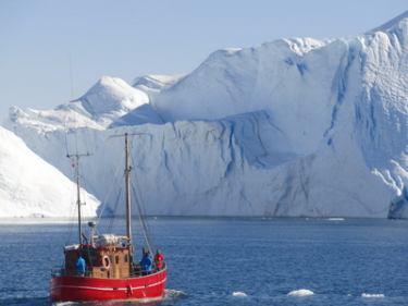 Grönland Reise