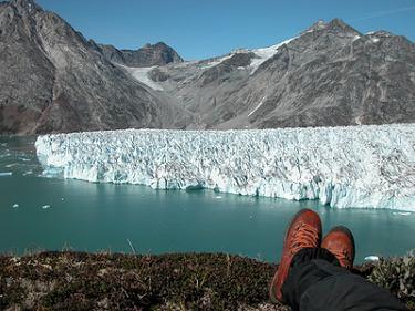 Wandern in Grönland