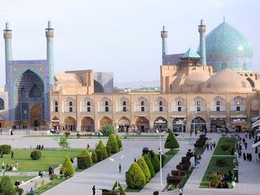 Erlebnisreise im Iran