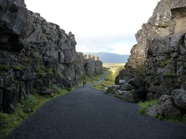 Thingvellir, Islandreise