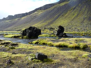 Reise durch den Westen Islands (14-t�gige Wanderrundreise)
