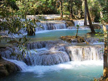 Laos Reise