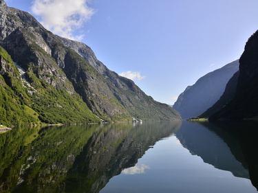 Fjorde in Norwegen