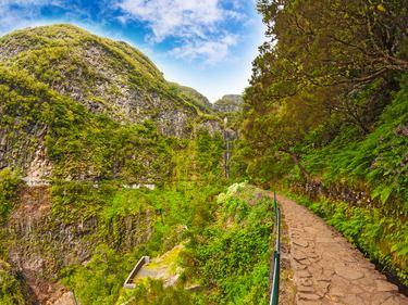 Wanderreisen auf Madeira