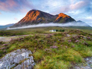 Schottland Wanderreise