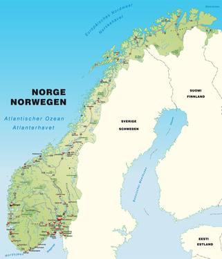 Abenteuerreise Erlebnisreise Norwegen Abenteuerurlaub Wandern In