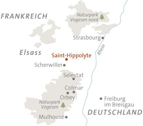 Elsass Karte Frankreich.Abenteuerreise Erlebnisreise Frankreich Abenteuerurlaub