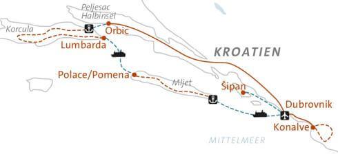 Karte Istrien Kroatien.Abenteuerreise Erlebnisreise Kroatien Abenteuerurlaub