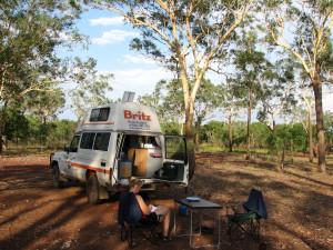 Britz Bushcamper