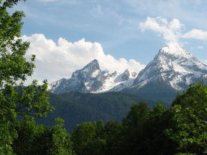 Berchtesgadener Land - Der Watzmann