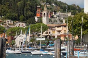 Toscolano Maderno am Gardasee